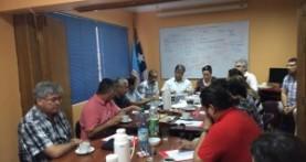 Consejo de Presidentes/as extraordinario ANFDGAC