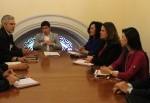 Dirigentes de funcionarios de la DGAC sostiene reunión con Bancada de Diputados Socialistas
