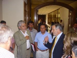 Dialogando con el Ministro de Hacienda