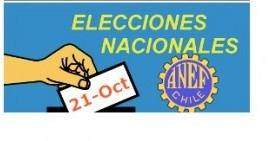 Elecciones Directorio nacional ANEF 2014