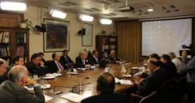 Funcionarios Aeronáuticos expone en Comisión de Defensa