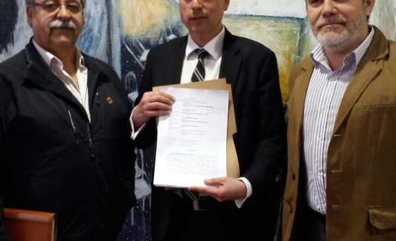 ANFDGAC presenta segunda demanda civil en materia previsional