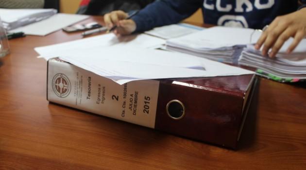 Sobre el trabajo de la Comisión Revisora de Cuentas y las elecciones de la Directiva Regional Metropolitana