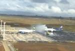 """Entró en funcionamiento el nuevo aeropuerto de Temuco, """"La Araucanía"""""""